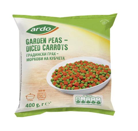 Peas & Carrots 400g