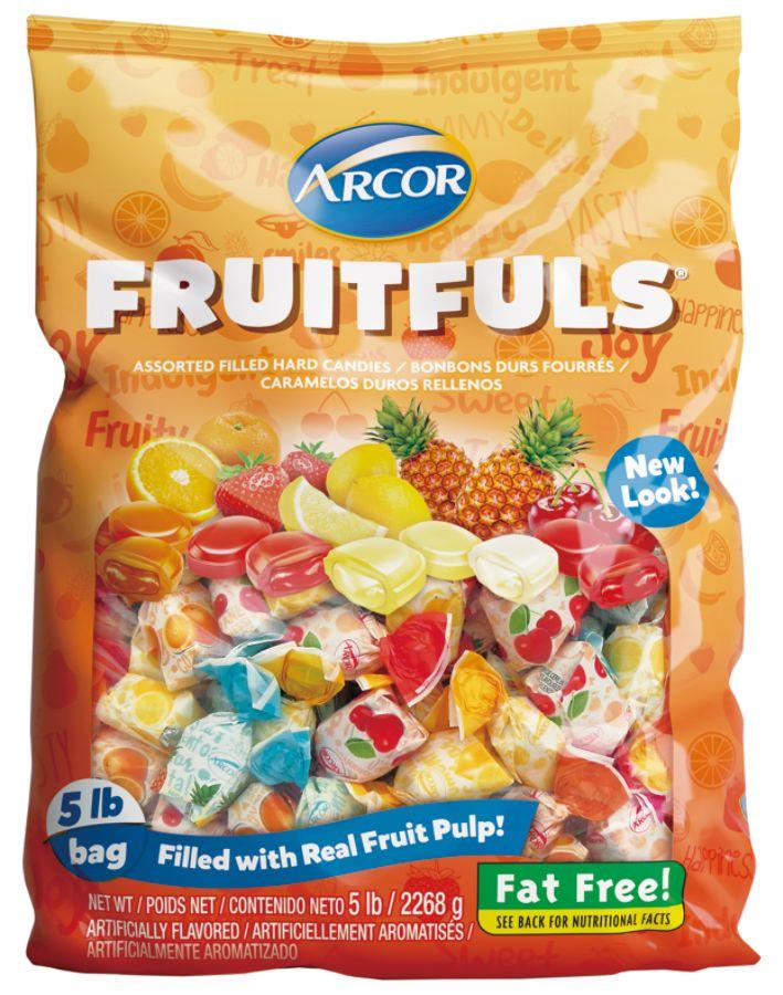 Arcor FruitFuls 5lb