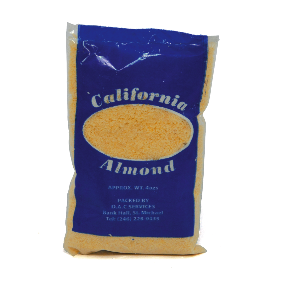 Blanched Ground Almond 4oz