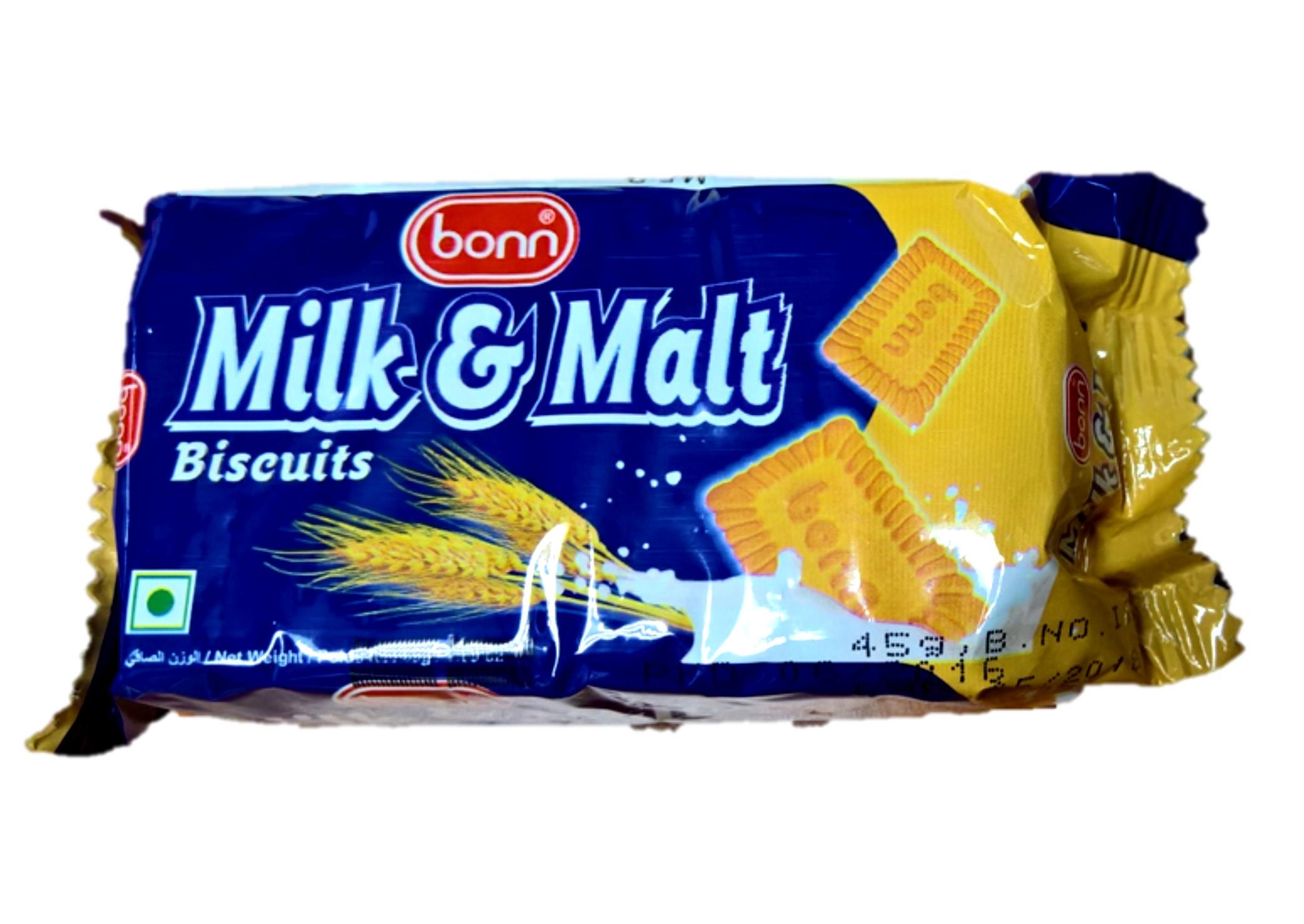 Bonn Milk-N-Malt Biscuits 48x40g