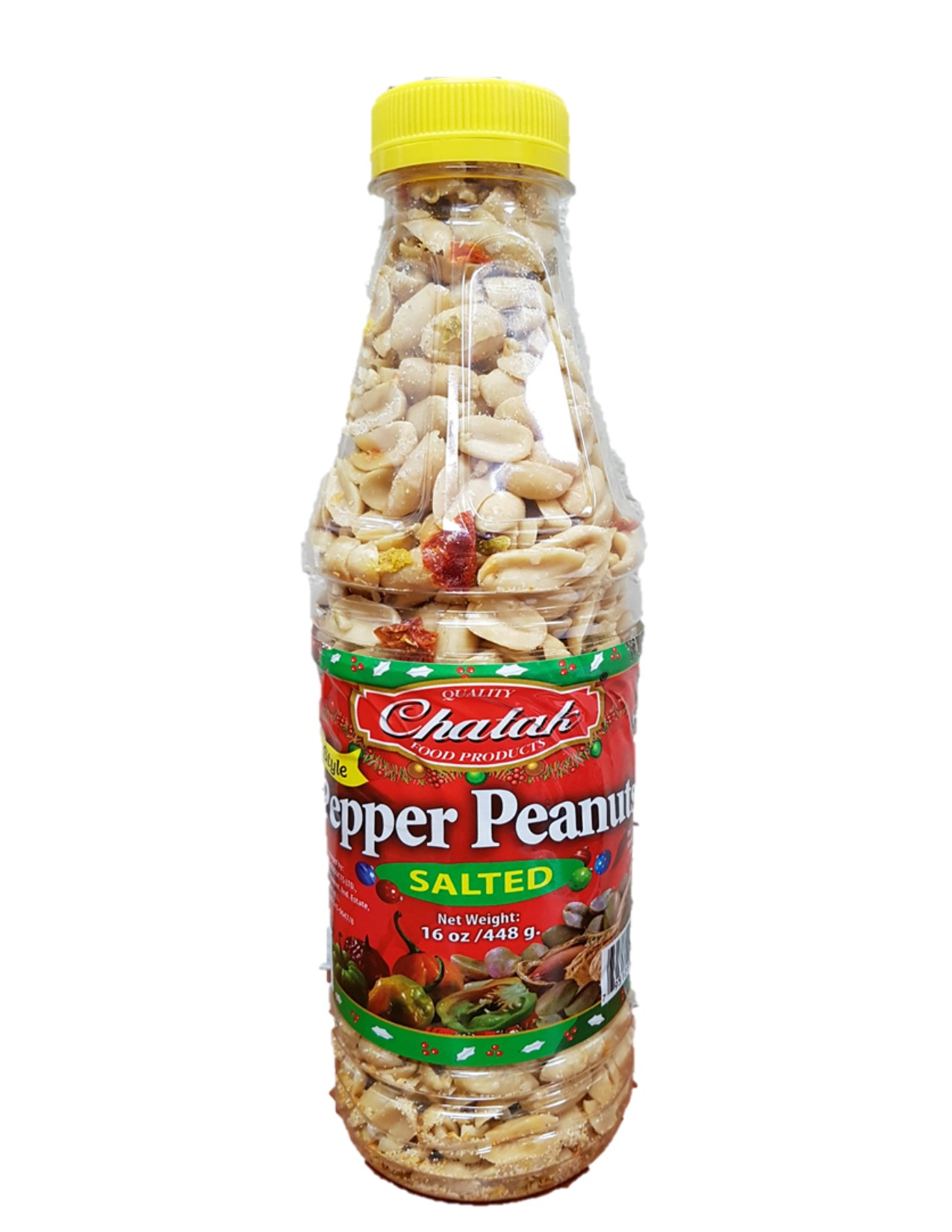 Chatak Peppered Peanuts 16oz