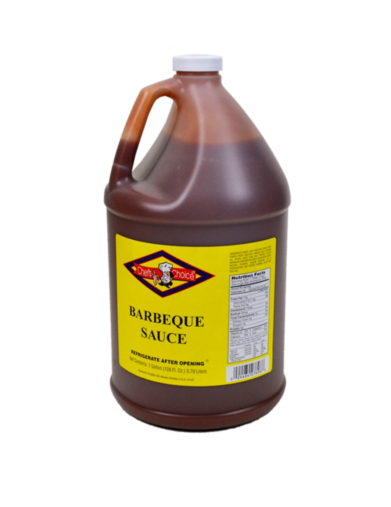 Chef Choice Barbeque Sauce 1 Gal
