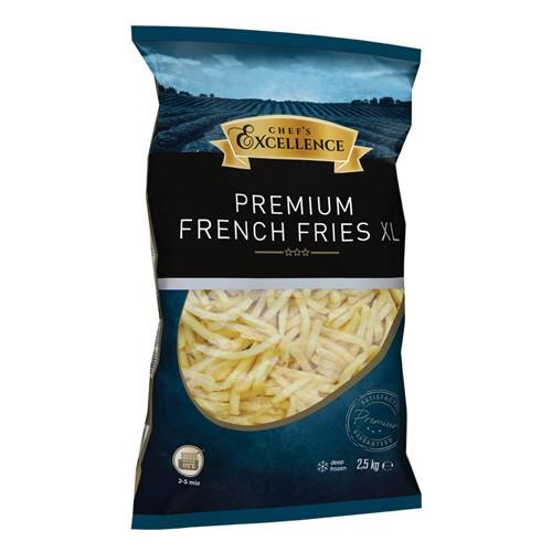 Straight Cut Fries 2.5kg