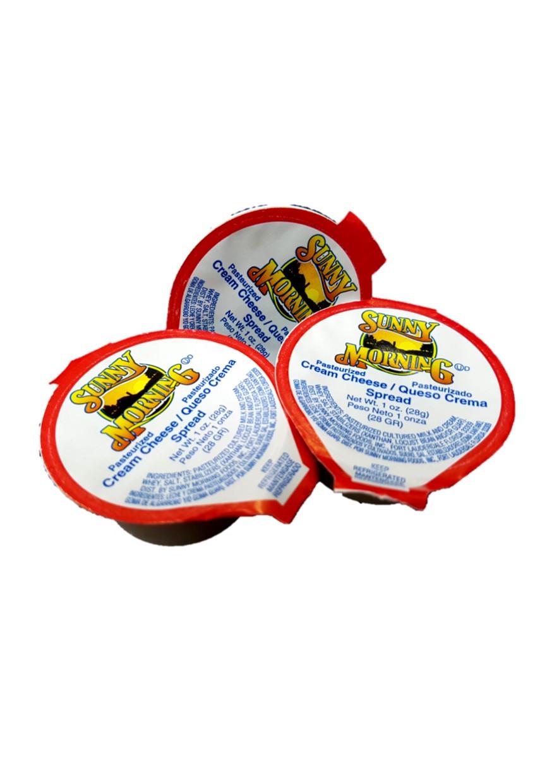 Cream Cheese Cups 100x1oz