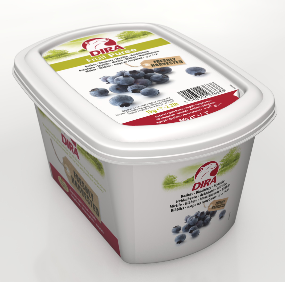 Blueberry Juice Concentrate 1kg