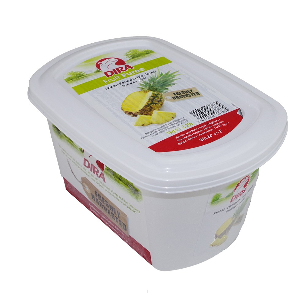 Pineapple Juice Concentrate 1kg