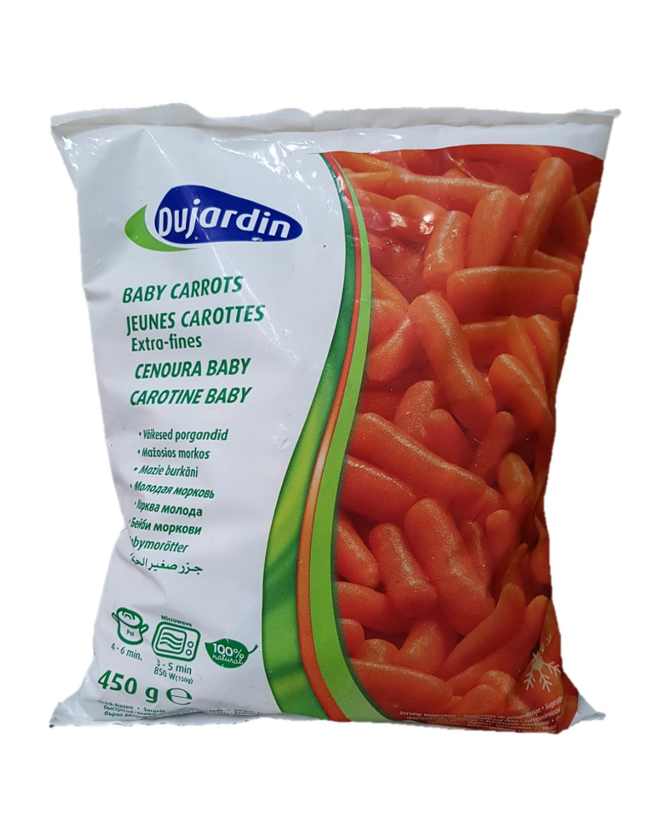 Baby Carrots 450g