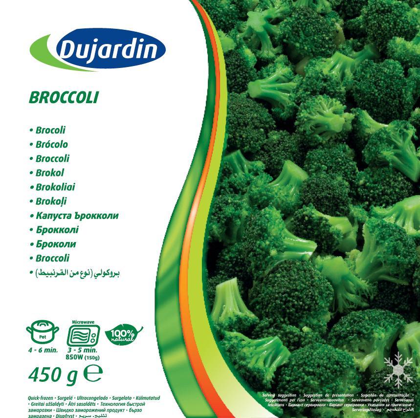 Broccoli 450g
