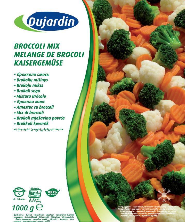 Broccoli Mix 1kg