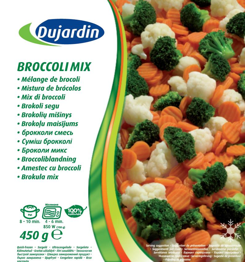 Broccoli Mix 450g