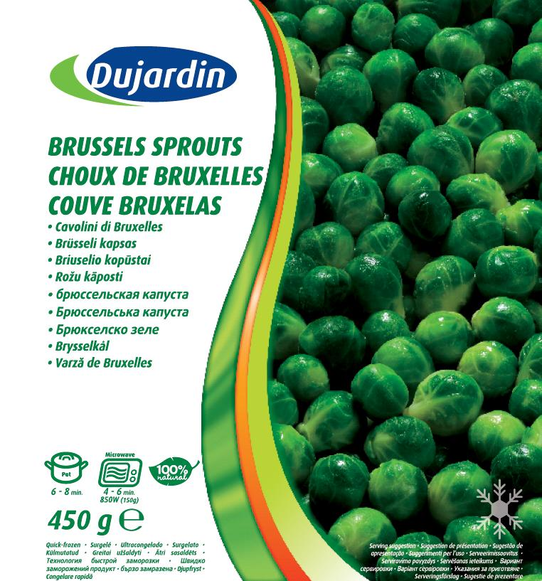 Brussel Sprouts 450g