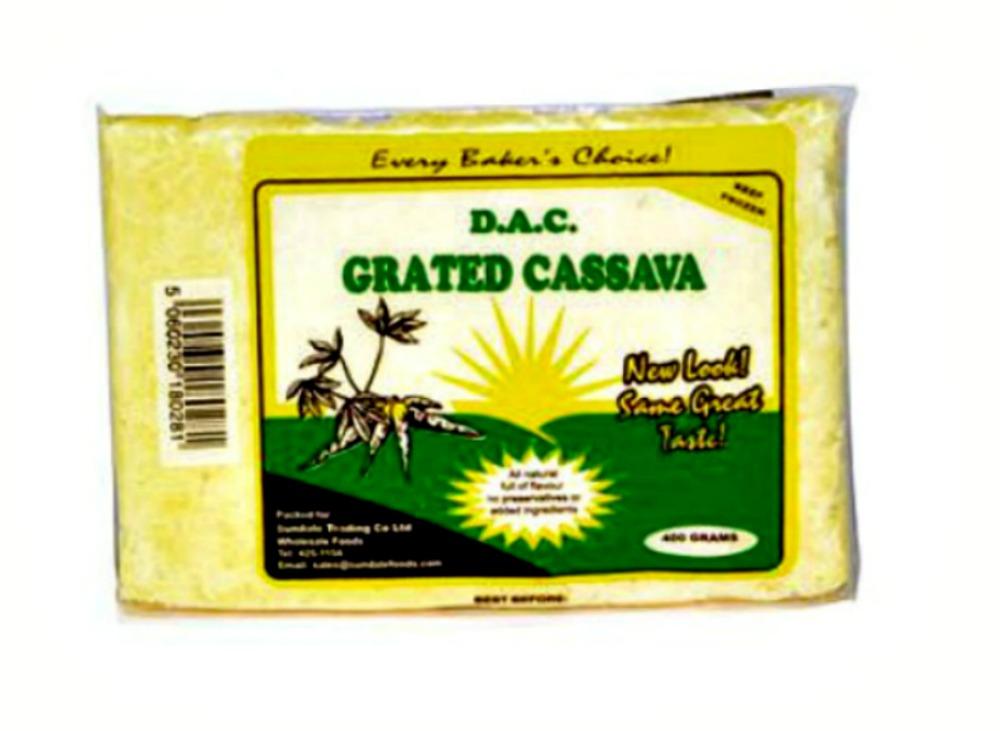 Grated Cassava 400g
