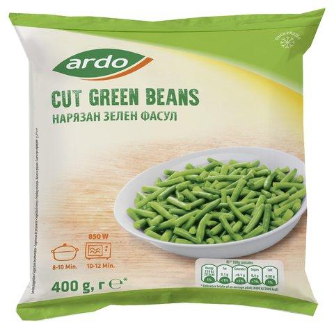 Green Beans Cut 400g