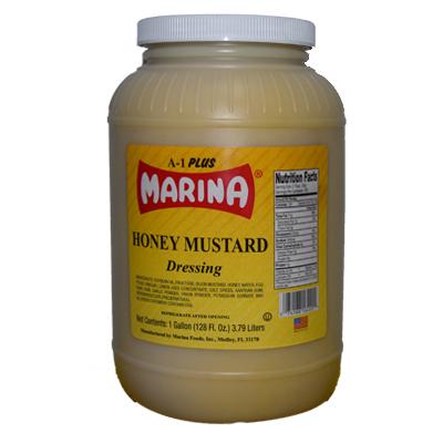 Marina Honey Mustard 1 Gal