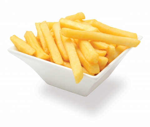 Straight Cut Fries 1kg