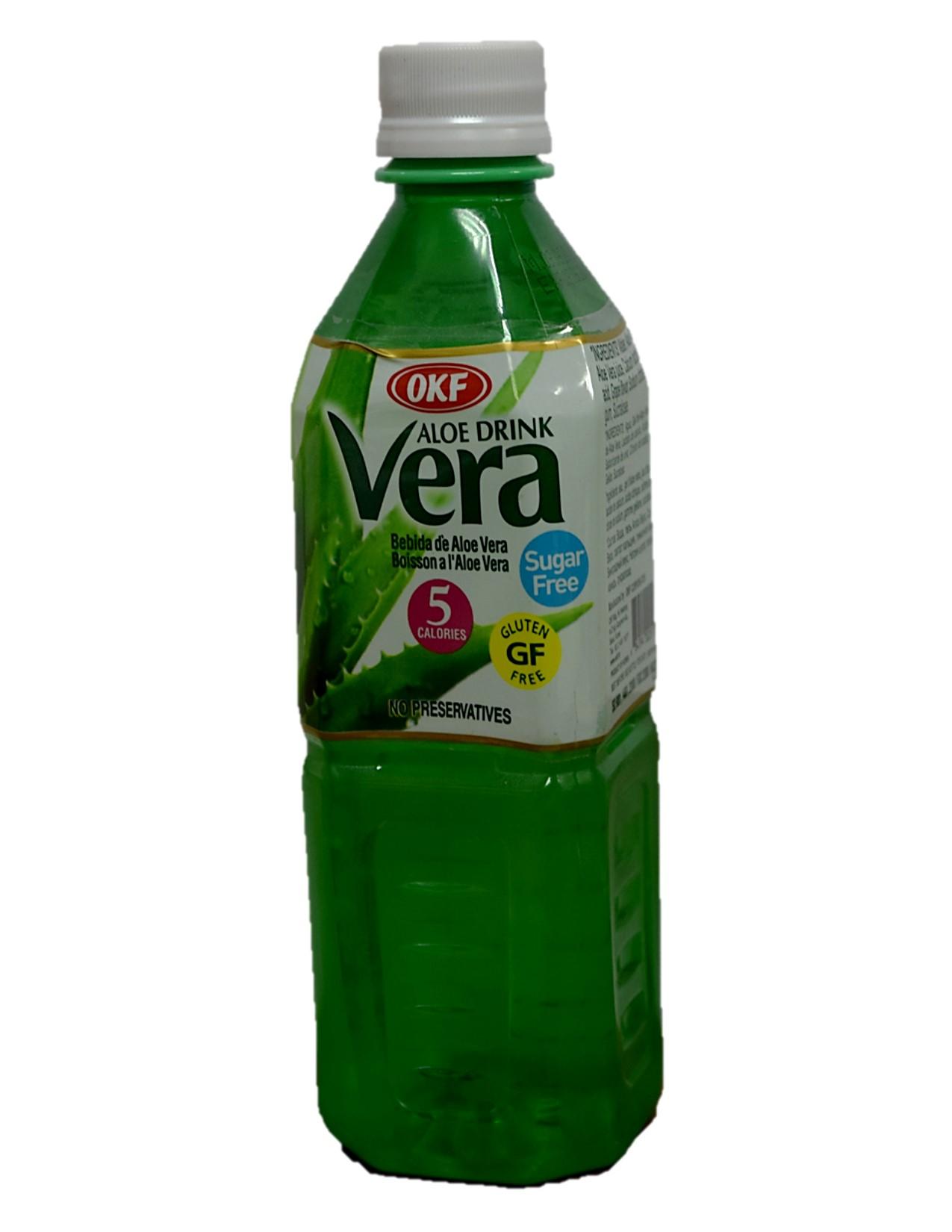 OKF Aloe Vera Original - Sugar Free 500ml