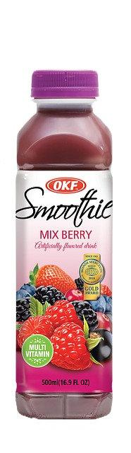 Mix Berries Smoothie 500ml