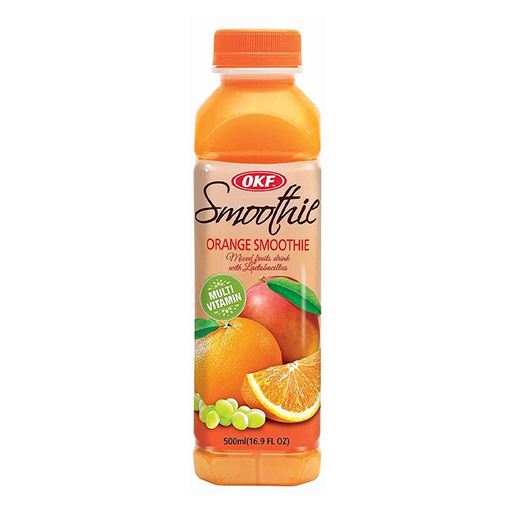 Orange Smoothie 500ml