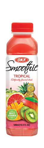 Tropical Smoothie 500ml