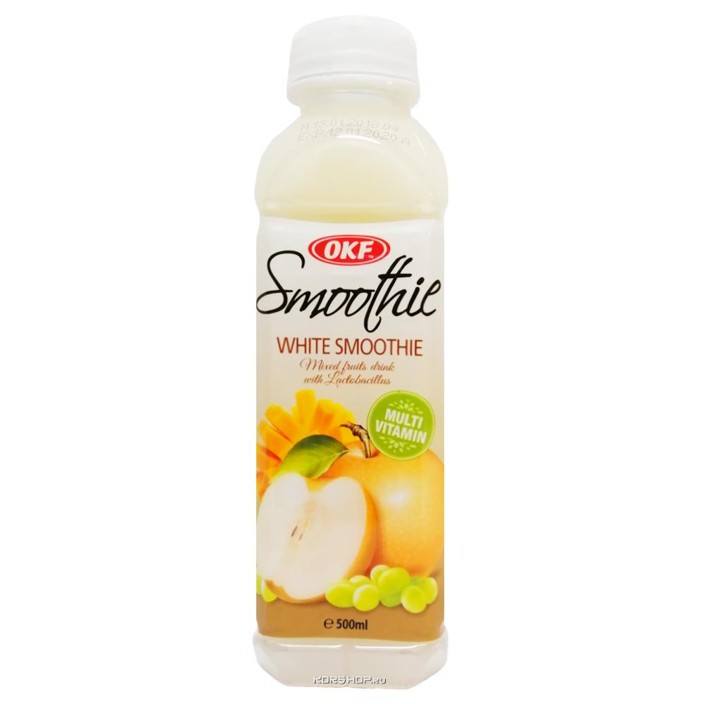 White Smoothie 500ml