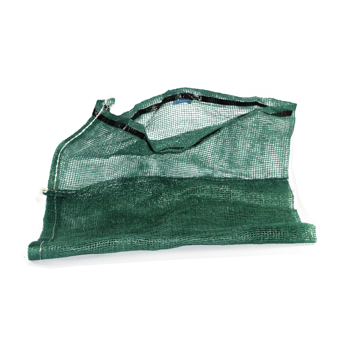PP Leno Bags Green 19x32