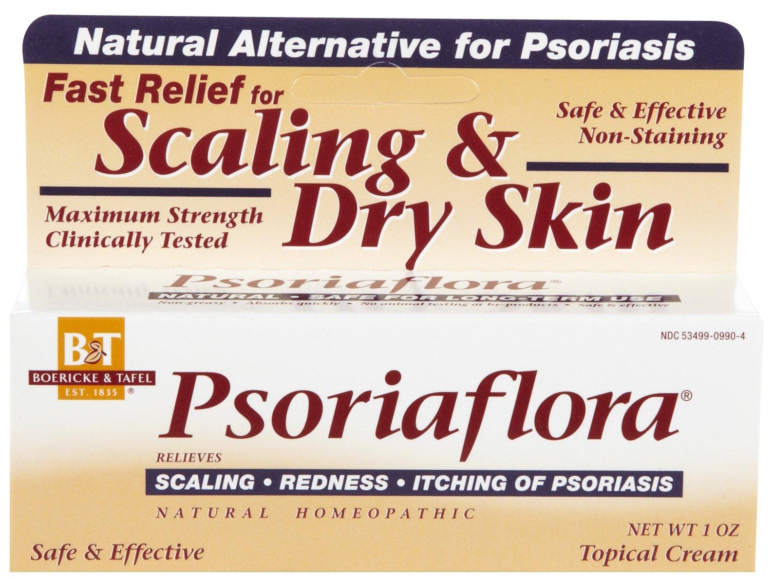 Psoriaflora Psoriasis Cream 1oz