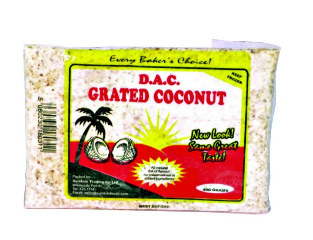 Regular Grated Coconut 400g