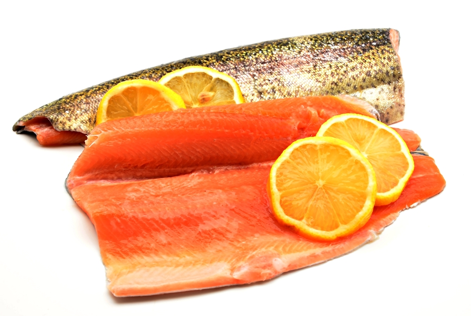 Salmon Fillets approx 3-4Lb (Fresh Frozen)