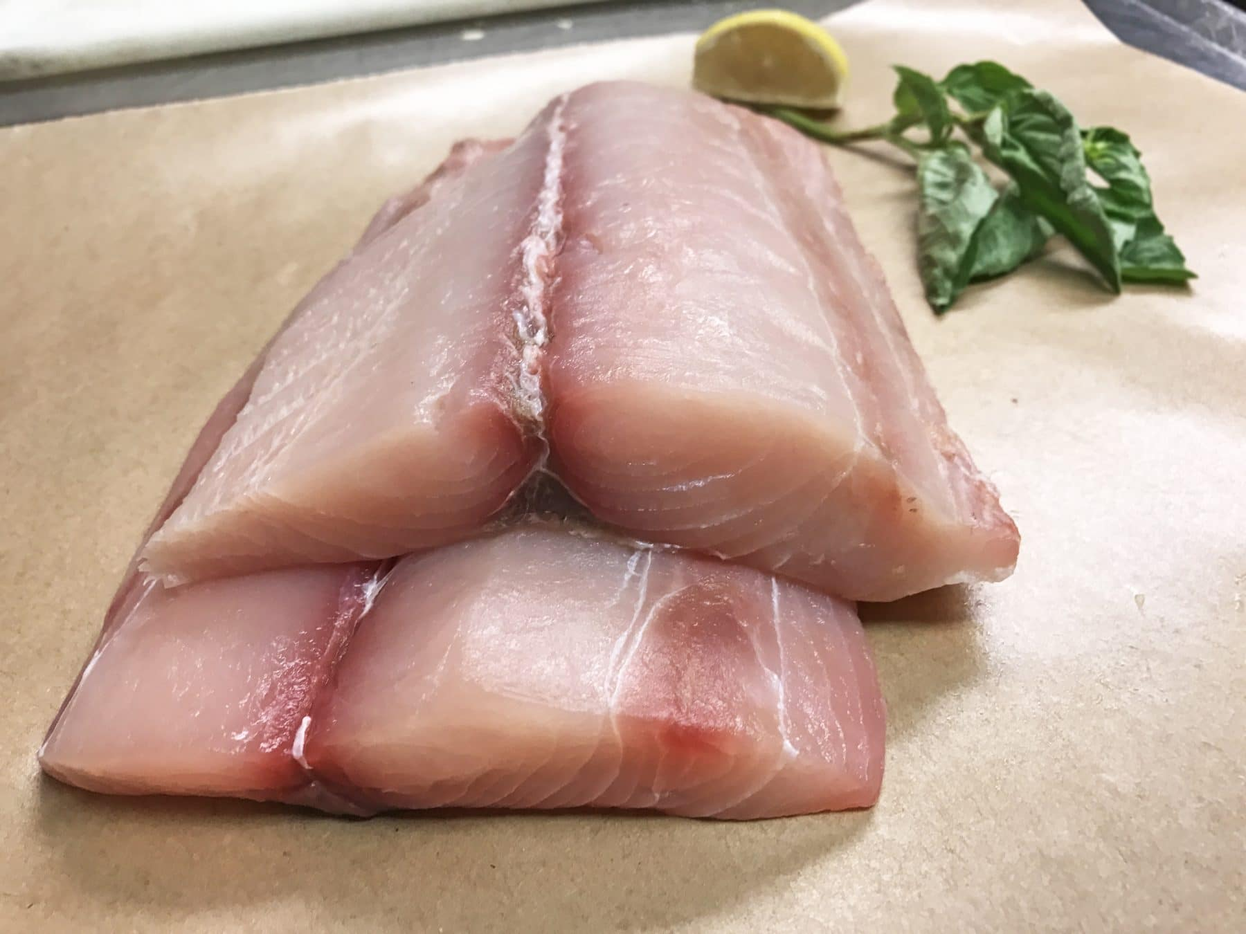 Dolphin Fillets 450g