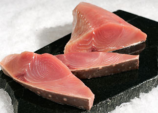 "Sea Spray Opah (Moonfish) Steaks 1/2"" 5kg"