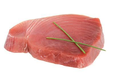 """1/2"""" Tuna Steaks 20kg"""